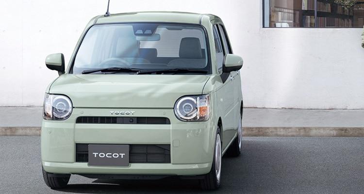 Daihatsu Mira TOCOT G Limited SA III