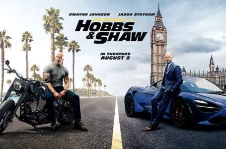 Trimph Speed Triple ประกอบฉากในภาพยนต์เรื่อง Fast & Furious ตอน Hobbs & Shaw