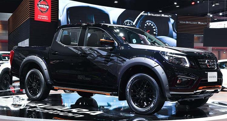 Nissan Navara Black Editio