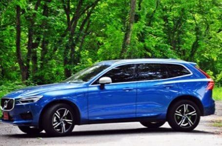Volvo XC 60 T8 R Design รถอเนกประสงค์พลังงานไฟฟ้า ราคาเริ่มต้นที่ 3.19 ล้านบาท