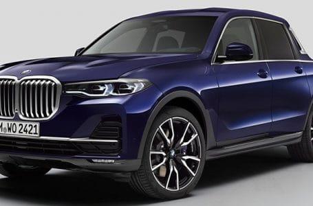 BMW X7 Pick-Up รถกระบะสุดหรู ที่พัฒนาขึ้นมาบนพื้นฐานรถอเนกประสงค์