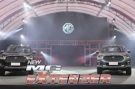 MG ยืนยันราคา MG EXTENDER รถกระบะของค่ายทั้ง 9 รุ่นย่อย ในงาน BIG Motor Sale กลางเดือนสิงหาคมนี้