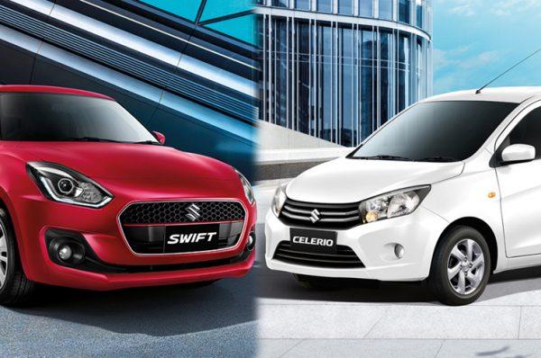Eco Car ยอดนิยมของค่าย SUZUKI ในปี 2019 พร้อมรุ่นและราคา