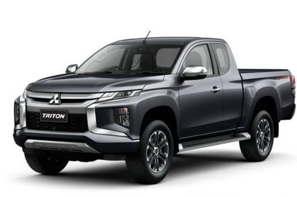 อัเพเดท New Mitsubishi Triton Mega Cab 2019-2020 ตารางราคา ผ่อนดาวน์
