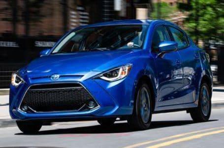 Toyota Yaris 2019 อัพเกรดรูปลักษณ์ใหม่ และเพิ่มฟังก์ชั่นแบบจัดเต็ม ราคา 6 แสนบาท