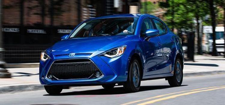 Toyota Yaris 2019 อัพเกรดรูปลักษณ์ใหม่ และเพิ่มฟังก์ชั่นแบบจัดเต็ม ราคา 6 แสนบาท 2