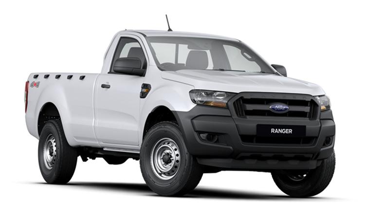 Ford Ranger กระบะตอนเดียว