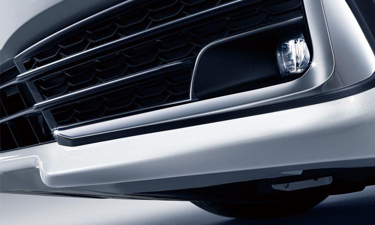 ดีไซน์ไตัดหมอก Subaru Impreza