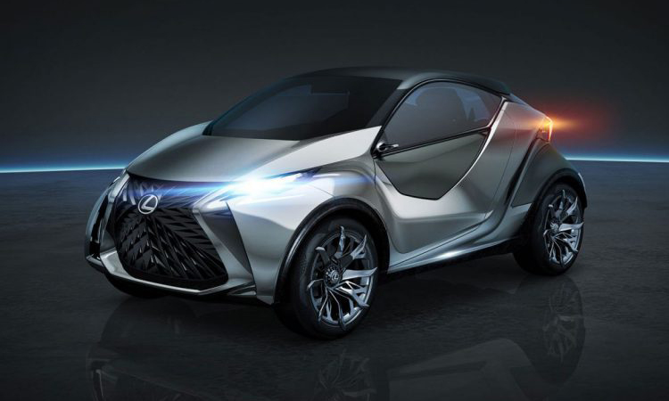 Lexus เปิดตัวรถยนต์ไฟฟ้า EV สำหรับคนเมือง ในงาน Tokyo Motor Show 2019
