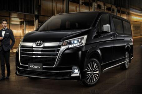 ราคาตารางผ่อนดาวน์ NEW Toyota Majesty ปี 2020 – 2021