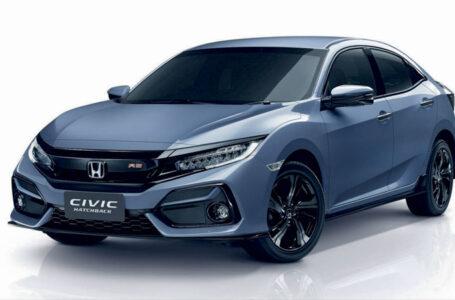 All New Honda Civic Hatchback 2020 รุ่นปรับโฉมใหม่