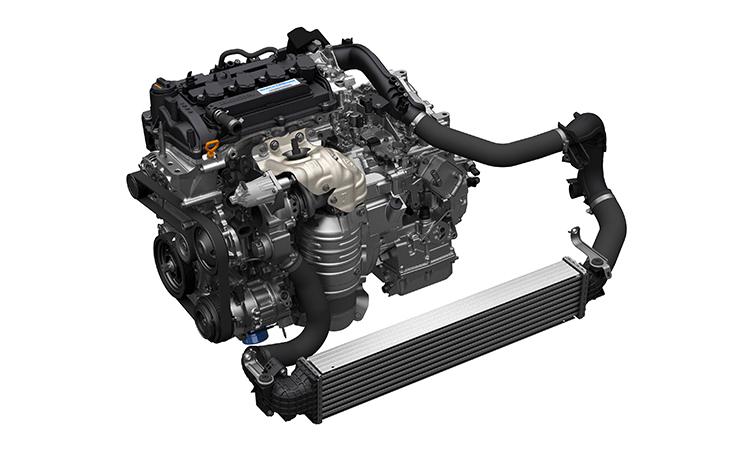 Honda Accord Gen10 เครื่องยนต์เบนซิน 1.5 TURBO