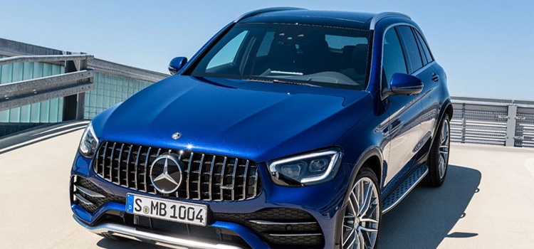 Mercedes-AMG GLC 43 4MATIC / Coupé Facelift2019