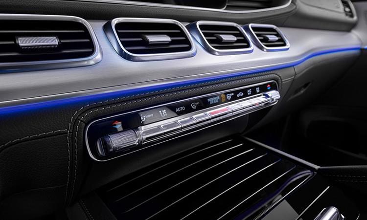สิ่งอำนวยความสะดวก Mercedes-Benz GLE 300d 4MATIC AMG Dynamic