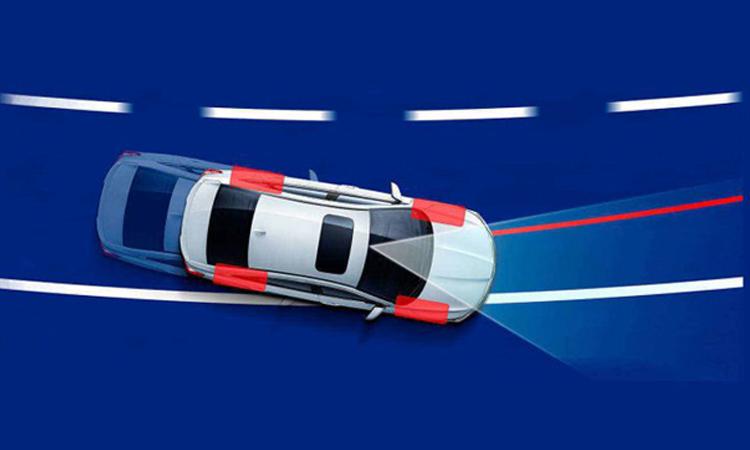ความปลอดภัย Honda Cride
