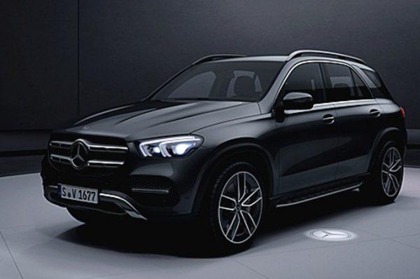 Mercedes-Benz GLE 300d 4MATIC AMG Dynamic สนนราคา 6,060,000 บาท