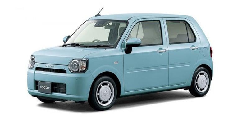 Daihatsu Mira TOCOT G Limited SA III 2020