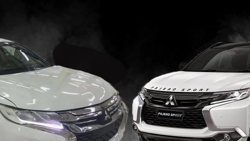 Mitsubishi Galant ดัดแปลงเปลี่ยนโฉมใหม่