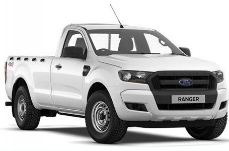 ราคา ตารางผ่อนดาวน์ Ford Ranger Standard Cab 2.2 XL 6MT 4WD