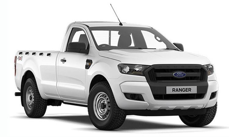 Ford Ranger Standard Cab 2.2 XL 6MT 4WD กระบะตอนเดียว ราคา 649,000 บาท