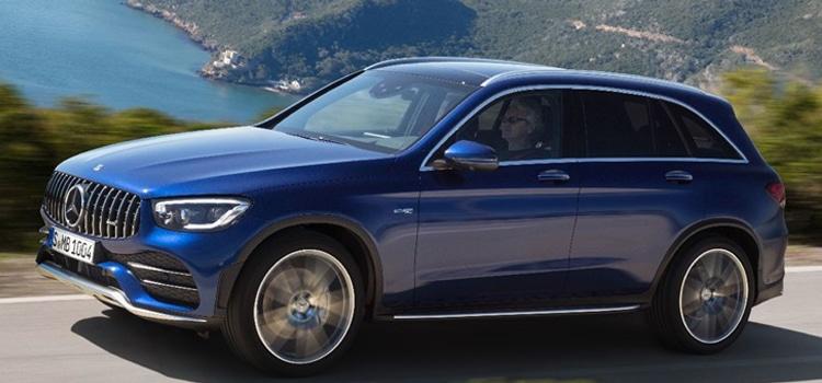 Mercedes-AMG GLC 43 4MATIC / Coupé Facelift 2019-2020
