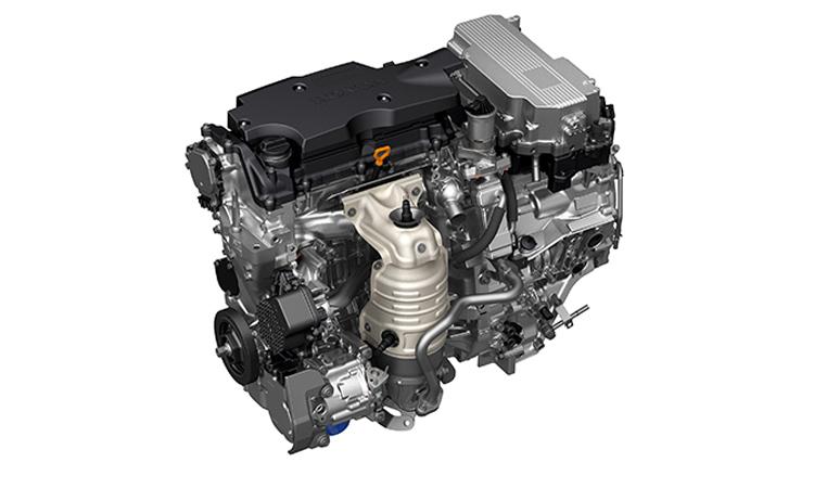 Honda Accord Gen10 เครื่องยนต์เบนซิน 2.0 Hybrid i-MMD (3rd Generation)