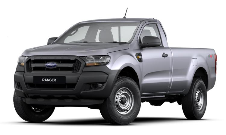 ระบบความปลอดภัย Ford Ranger Standard Cab