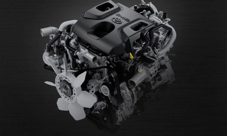เครื่องยนต์ Toyota Majesty