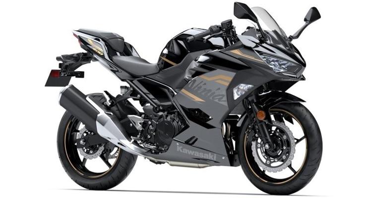 ดีไซน์ Kawasaki Ninja 400 2020