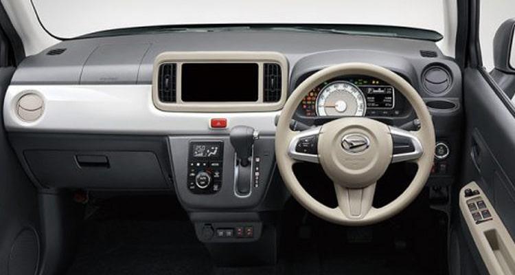 ภายใน Daihatsu Mira TOCOT G Limited SA III