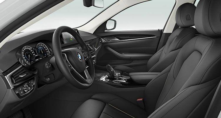 ดีไซน์ายใน BMW 530e ELITE (G30)