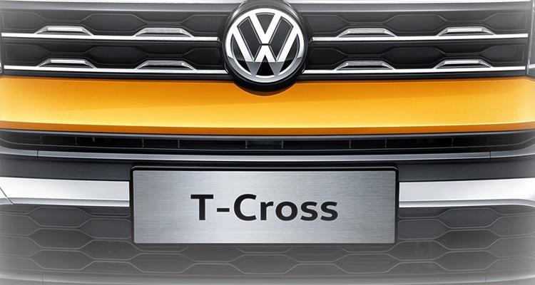 กระจังหน้า Volkswagen T-Cross