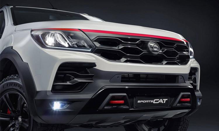 กระจังหน้า HSV SportsCat RS 2019