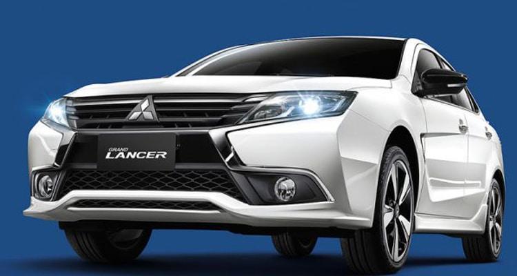 ออพชั่นความปลอดภัยของ Mitsubishi Grand Lancer 2020 ได้แก่