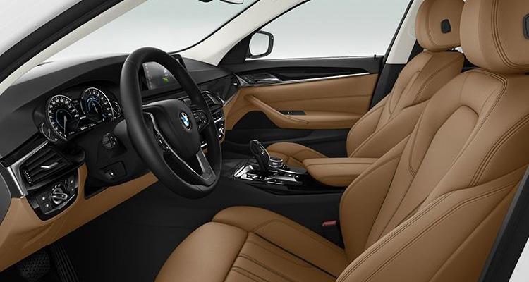 ภายใน BMW 530e ELITE (G30)