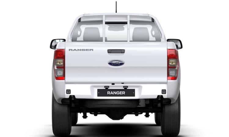 ดีไซน์ด้านหลัง Ford Ranger Standard Cab