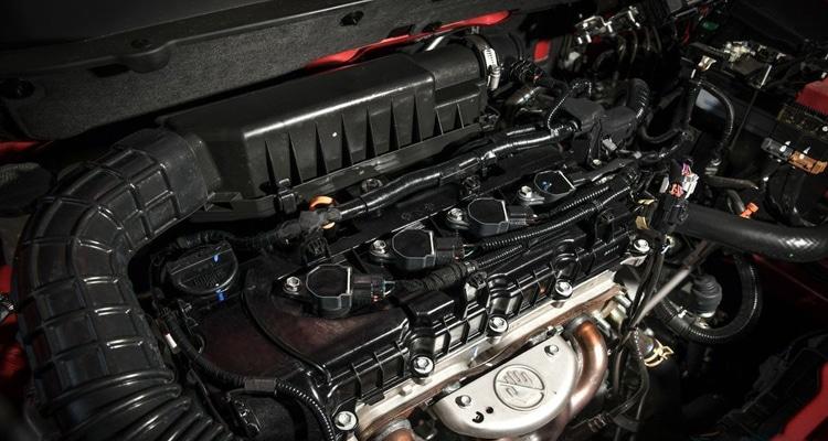 เครื่องยนต์ Suzuki Ertiga