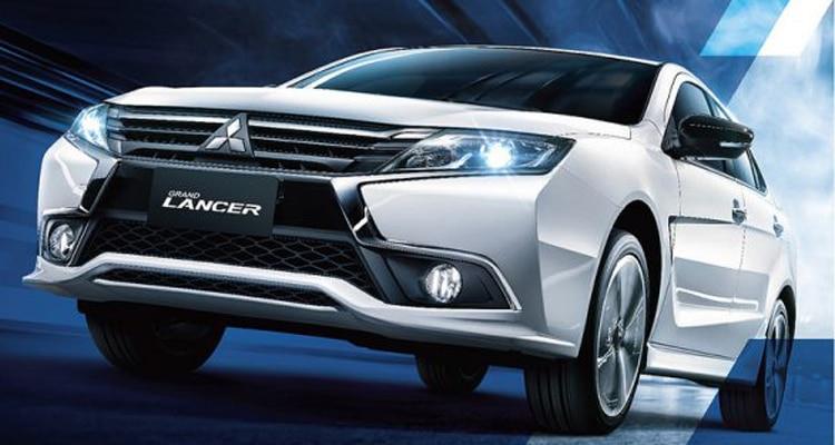 Mitsubishi Grand Lancer 2020 เปิดตัวที่ไต้หวัน สนนราคาที่ 6 แสนบาท