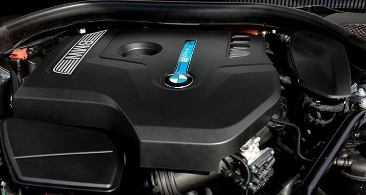 เครื่องยนต์ BMW 530e ELITE (G30)