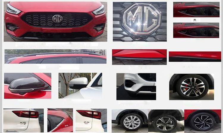 MG ZS Minorchange ปรับเปลี่ยนหน้าตาใหม่