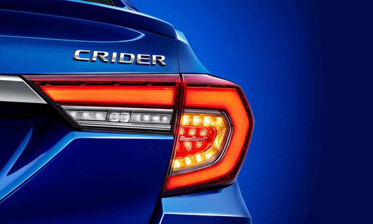 ดีไซน์ไฟท้าย Honda Cride