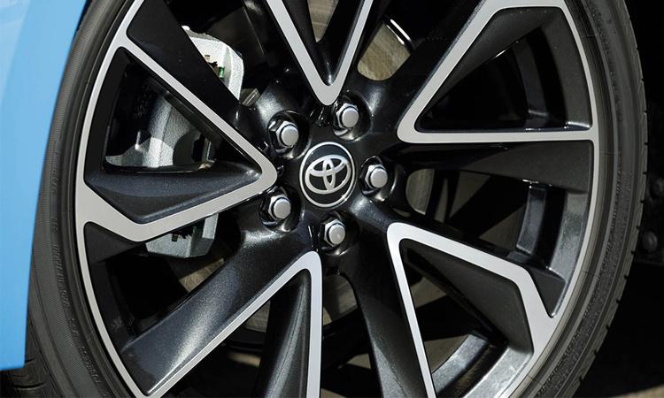 ล้อแม็ก Toyota Corolla Hatchback