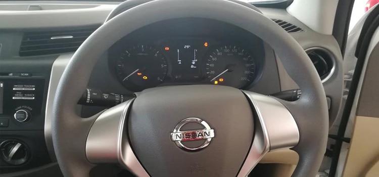 พวงมาลัย Nissan Navara King Cab 2.5 S 6MT ตัวเตี้ย