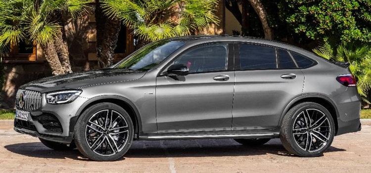 Mercedes-AMG GLC 43 4MATIC / Coupé Facelift