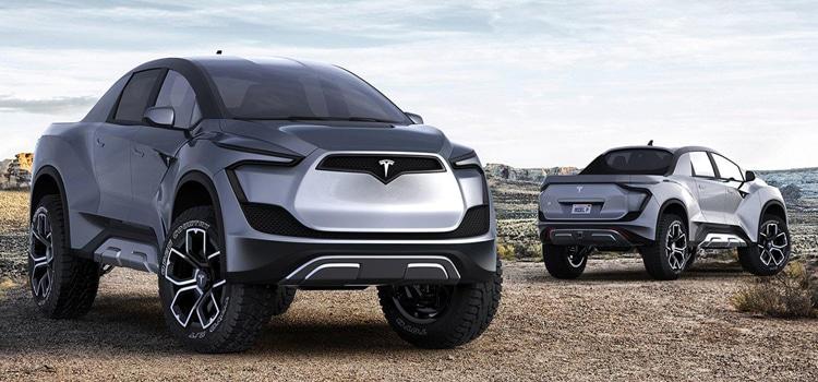 TESLA เตรียมเปิดตัว รถกระบะพลังงานไฟฟ้า ภายในปลายปีนี้ 1