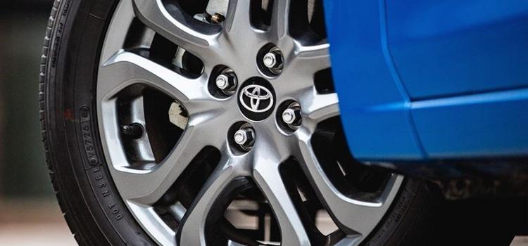 ล้อแม็ก Toyota Yaris 2019