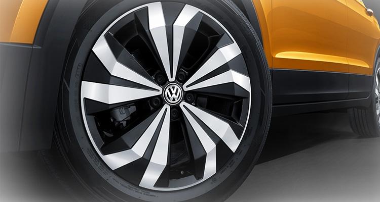 ล้อแม็ก Volkswagen T-Cross