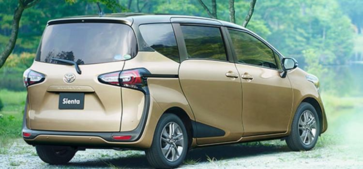 Toyota Sienta Minor Change2019