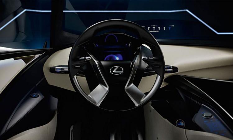 พวงมาลัย Luxury EV