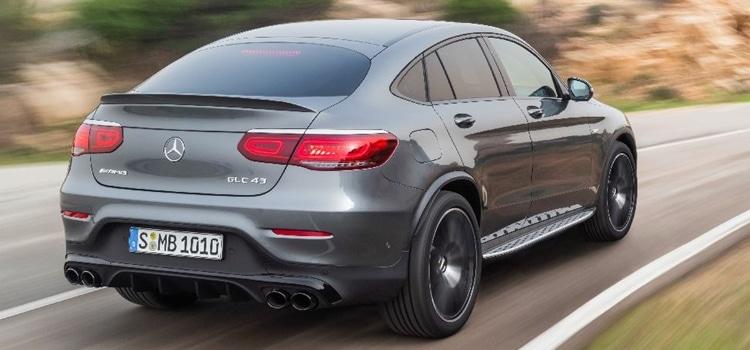 ดีไซน์ภายนอก Mercedes-AMG GLC 43 4MATIC / Coupé Facelift